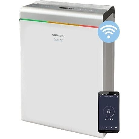 CONCEPT CA2010 Perfect Air Smart with HEPA 13 - Air Purifier