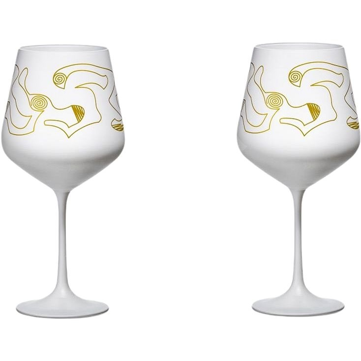Crystalex ECLECTIC/MIXOLOGY wine glass white 57 cl - Red Wine Glass