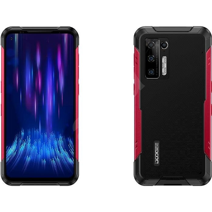 Doogee S97 PRO Red - Mobile Phone