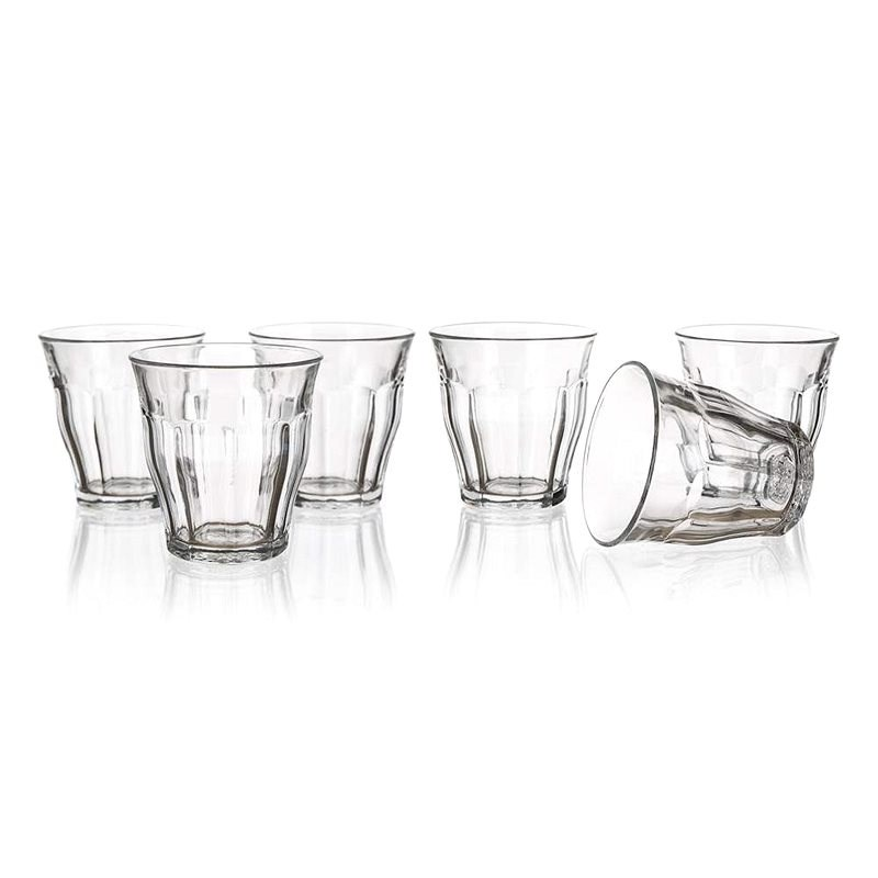 DURALEX PICARDE 130 ml, 6 pcs, clear - Drinking Glass