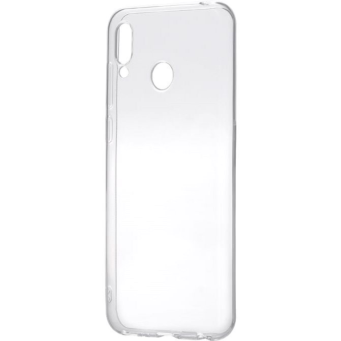 Epico Ronny Gloss for Honor Play - White Transparent - Mobile Case