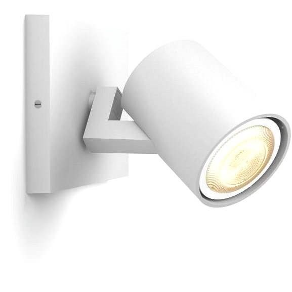 Philips Hue White Ambiance Runner Spotlight Extention 53090/31/P8 - Wall Lamp