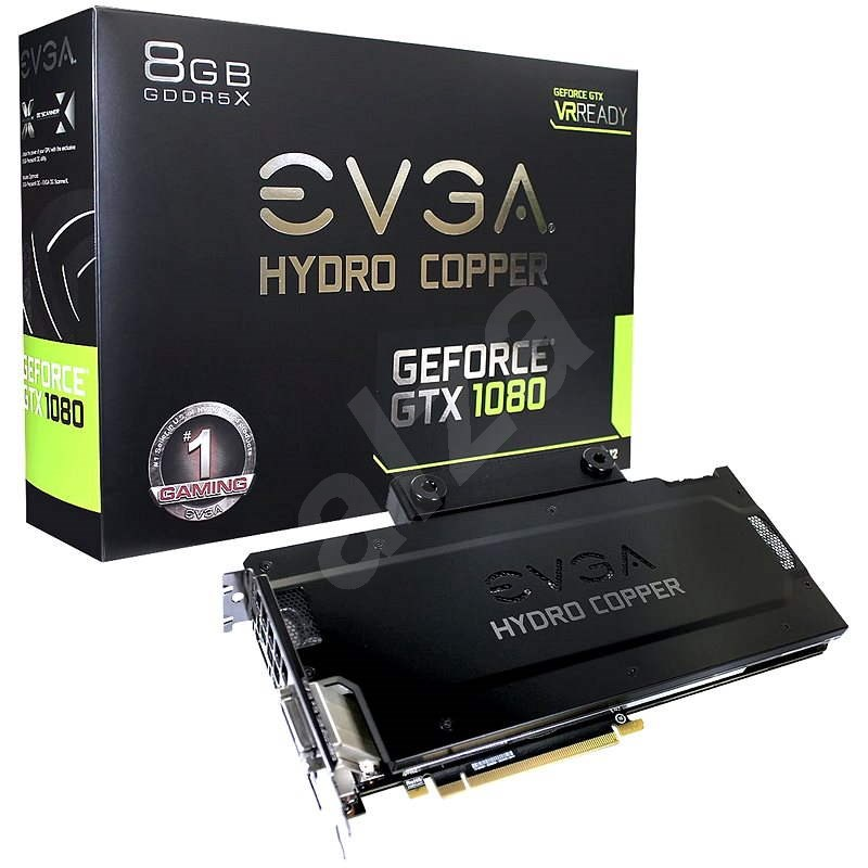 EVGA GeForce GTX 1080 FTW GAMING HYDRO COPPER - Graphics Card
