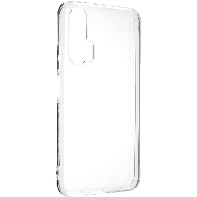 FIXED Skin for Honor 20 Pro, 0.6mm, Clear - Mobile Case
