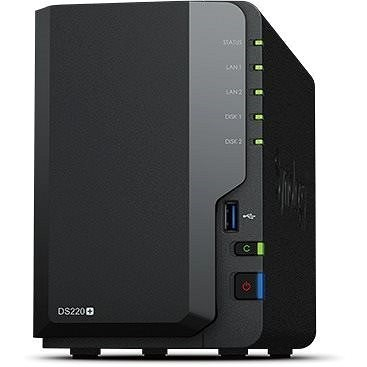 Synology DS220+ 2x6TB RED -  NAS