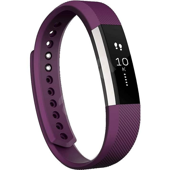 Fitbit Alta Classic Band Plum Small - Watch band