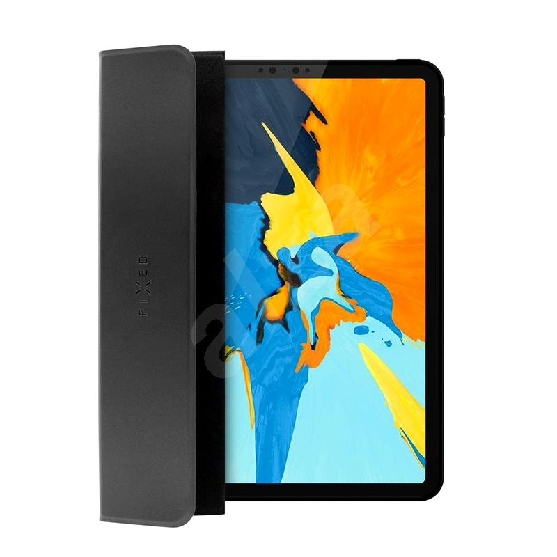 """FIXED Padcover for Apple iPad 10.2""""(2019/2020) with Stand Support Sleep and Wake, Dark Grey - Tablet Case"""