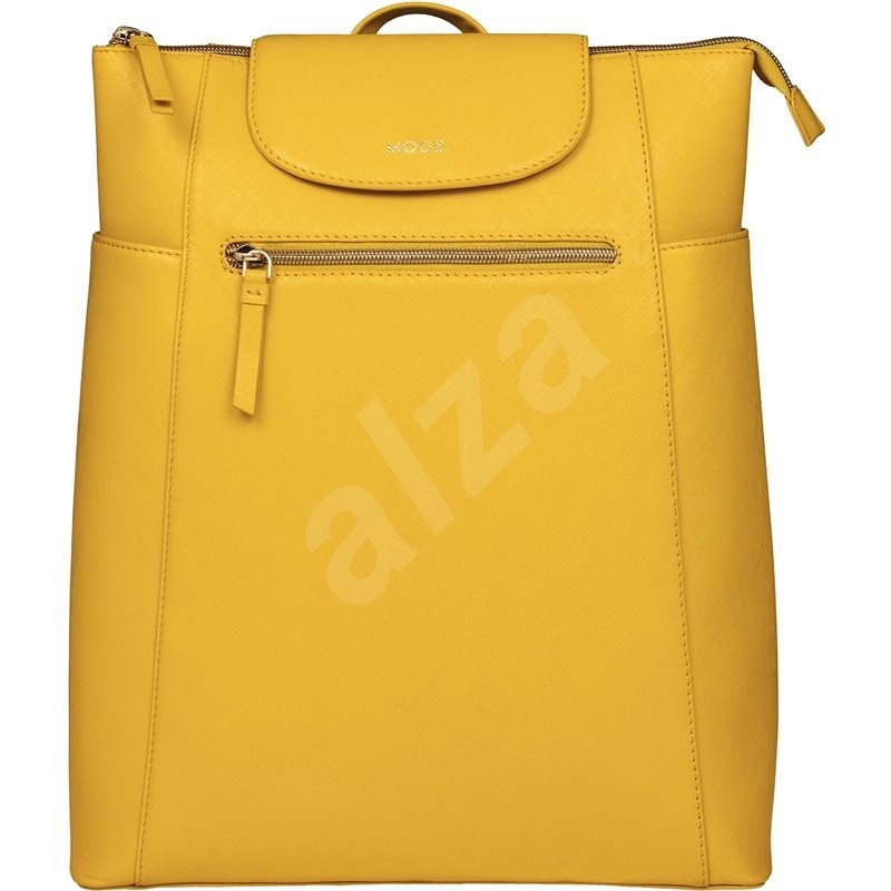 """dbramante1928 Berlin - 14"""" Backpack - Lily Yellow - Laptop Backpack"""
