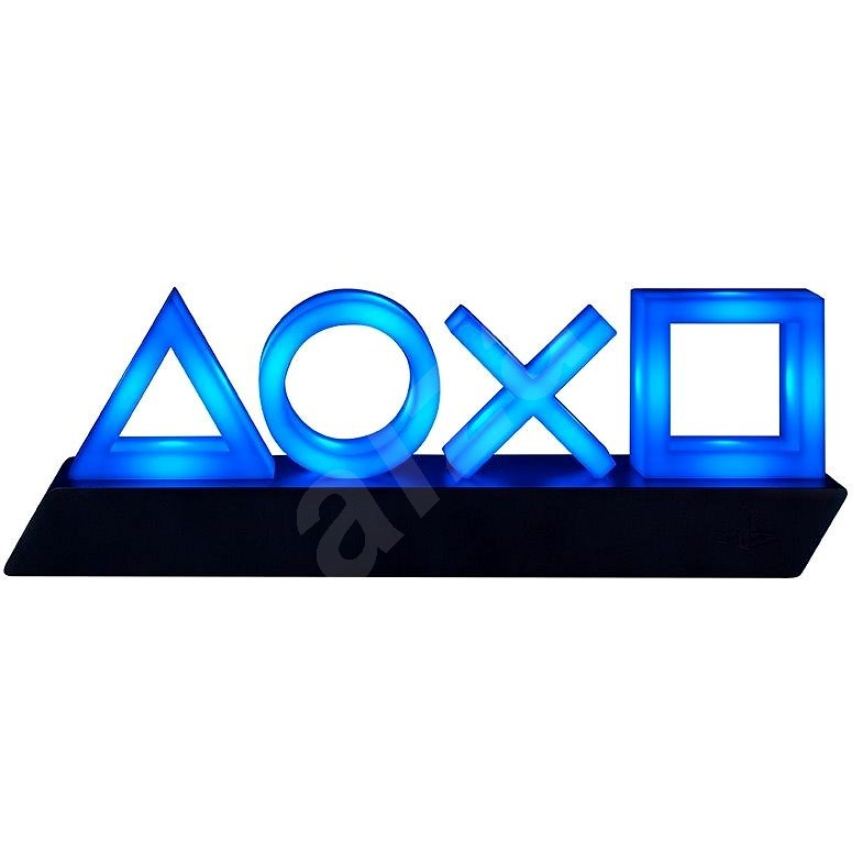 USB PlayStation Icons Light PS5 - Table Lamp
