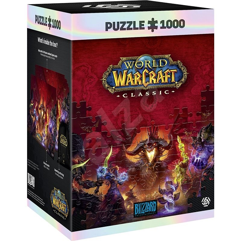 World of Warcraft Classic: Onyxia - Puzzle - Puzzle