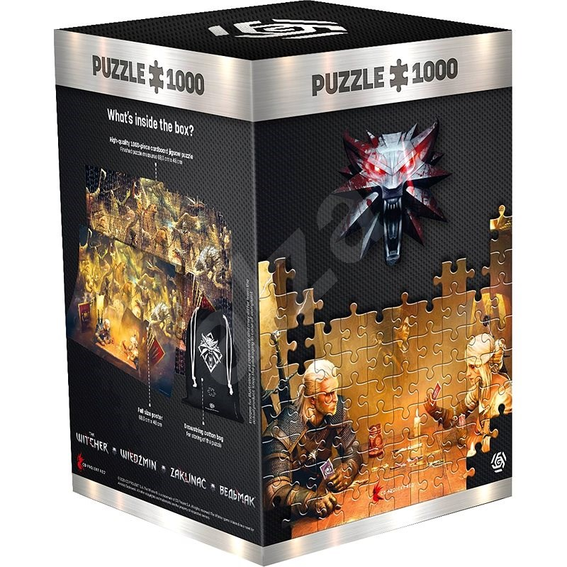 The Witcher: Playing Gwent - Good Loot Puzzle - Puzzle