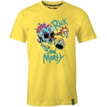Rick and Morty - Summer Vibes - T-shirt S - T-Shirt
