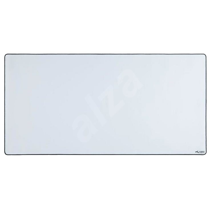 Glorious 3xl Extended White Gaming Mouse Pad Alzashop Com