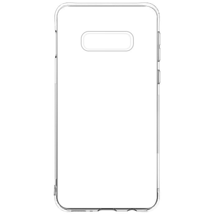 Hishell TPU for Samsung Galaxy S10e, Clear - Mobile Case