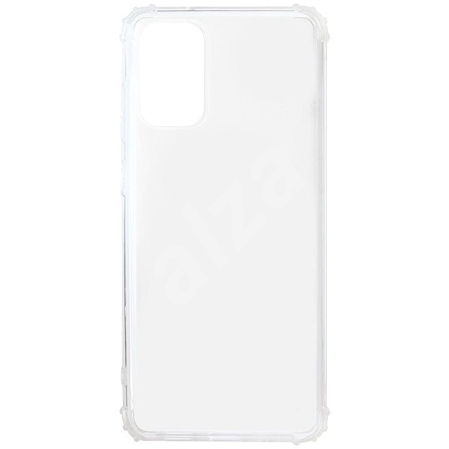 Hishell TPU Shockproof for Samsung Galaxy S20+, Clear - Mobile Case