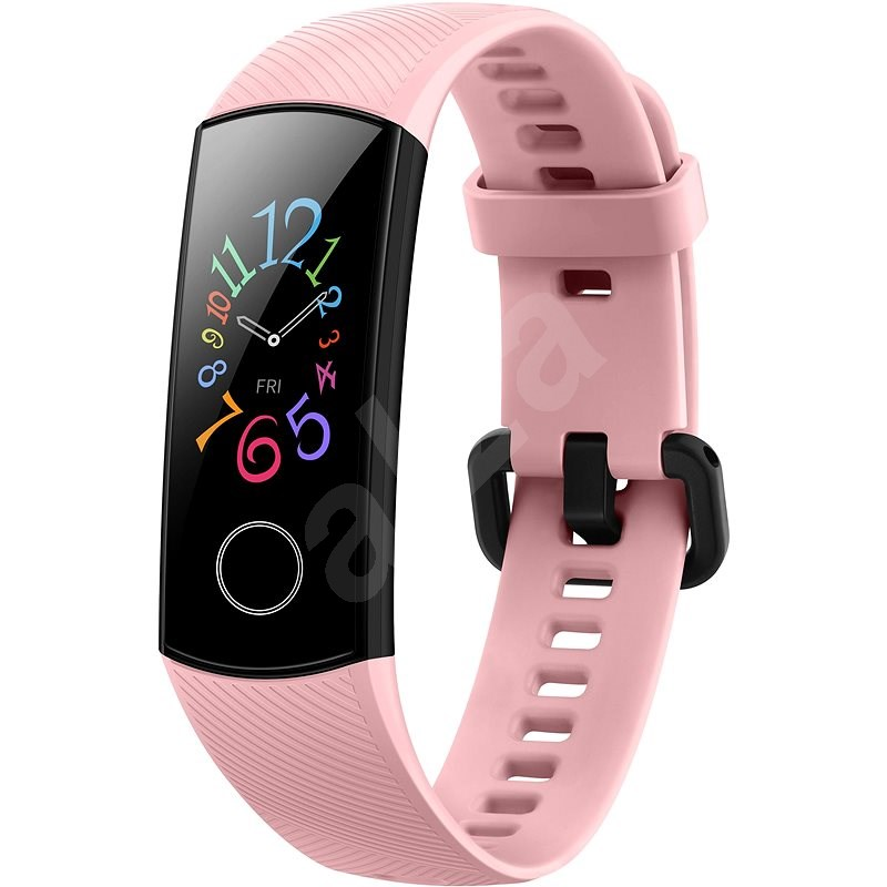 Honor Band 5_Coral Pink - Fitness Tracker