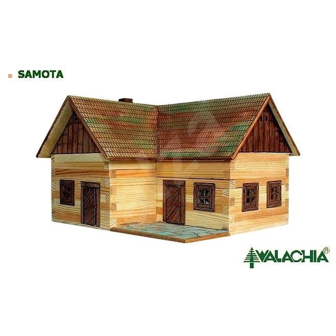 Walachia Lonely House - Building Kit