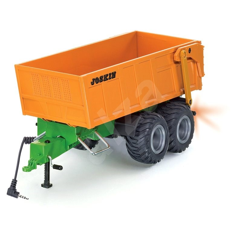 Siku Control - Electronic Trailer with Tandem Axle - RC Model