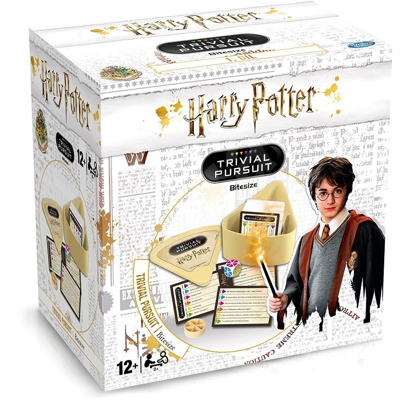 Monopoly Trivial Pursuit Harry Potter - Board Game