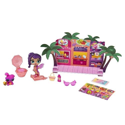 Hatchimals Pixies Play Set Holiday - Figure Accessories
