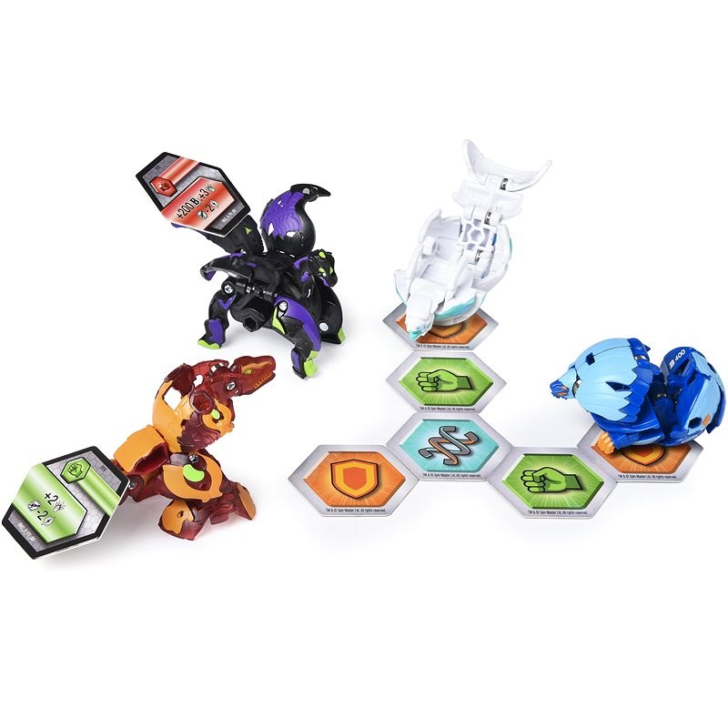 Bakugan Warriors and Special Additional Equipment S2 - Figure
