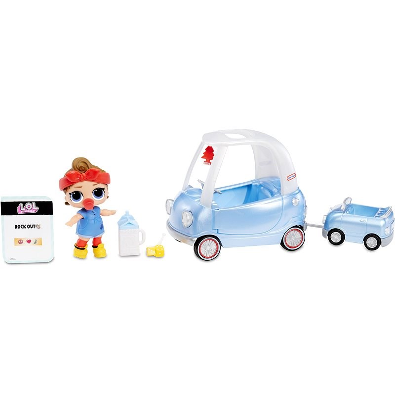 L.O.L. Travel Set & Can Do Baby - Doll
