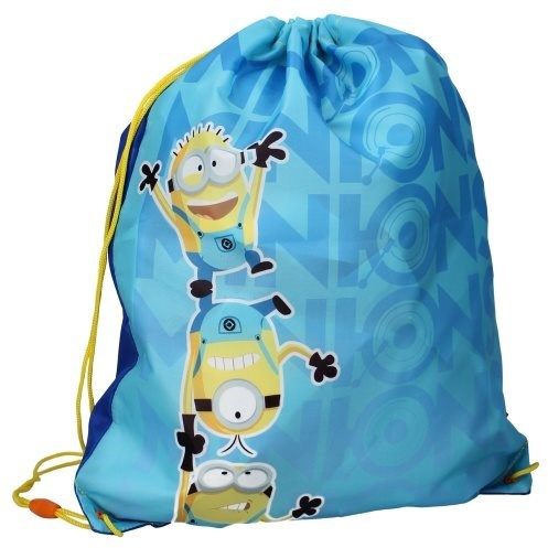 Backpack Minions Check It Out - Shoe Bag