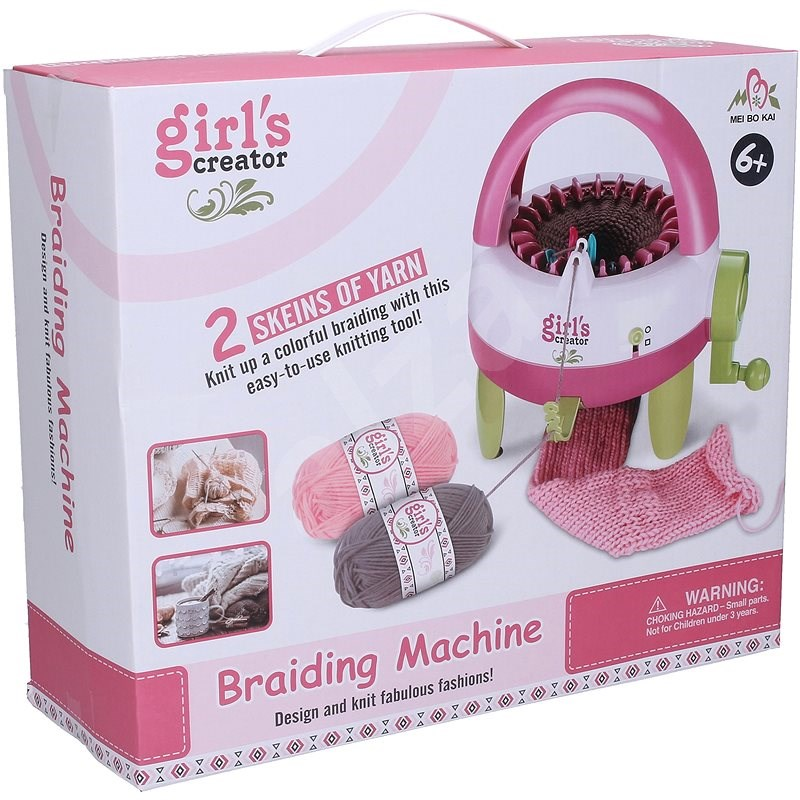 Wiky Knitting Machine - Sewing for Children