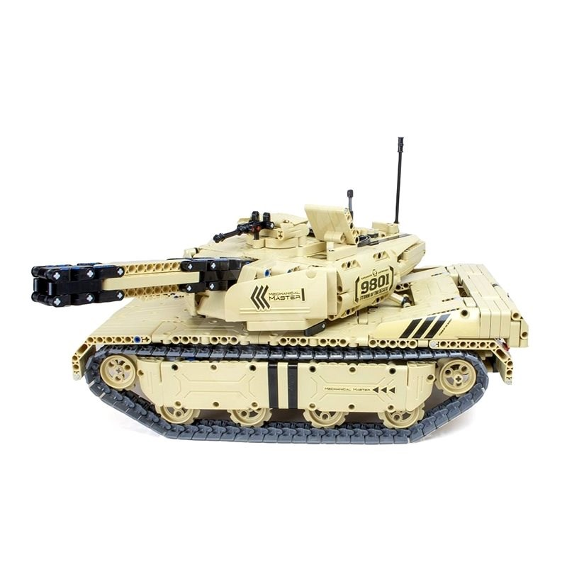 Teknotoys panzer - A fully functional RC battle tank - RC Model