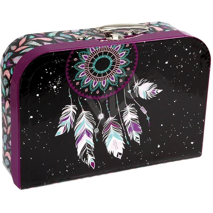 Style Case Mandala - Small Carrying Case