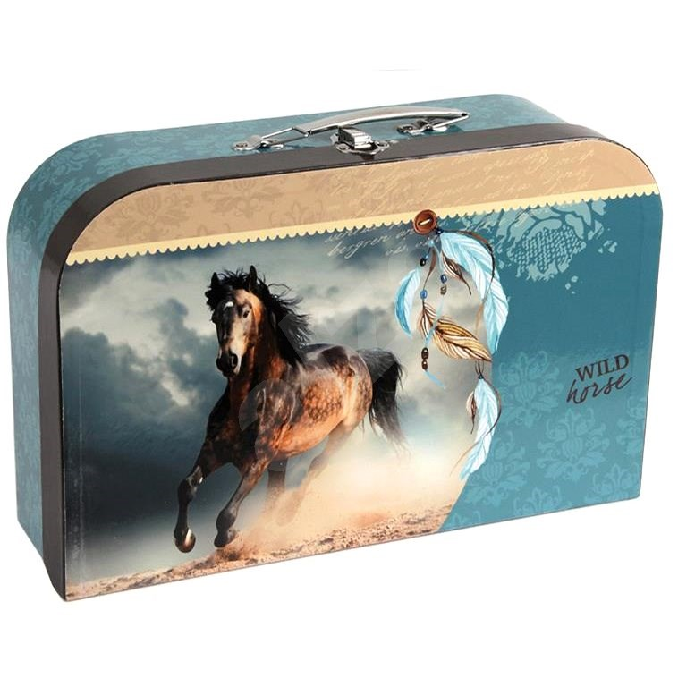 Stil Wild Horse Case - Small Carrying Case