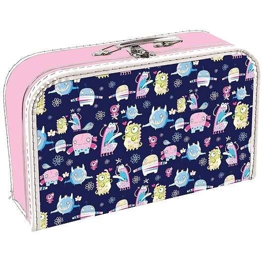 Stil Case Happy Monsters - Small Carrying Case
