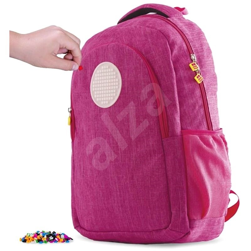 Pixie Crew Student Backpack Pink - School Backpack