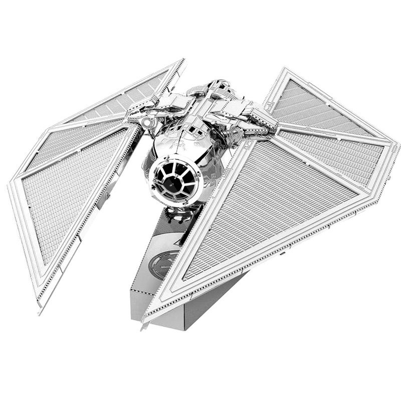 Metal Earth 3D puzzle Star Wars Rogue One: Tie Striker - 3D Puzzle