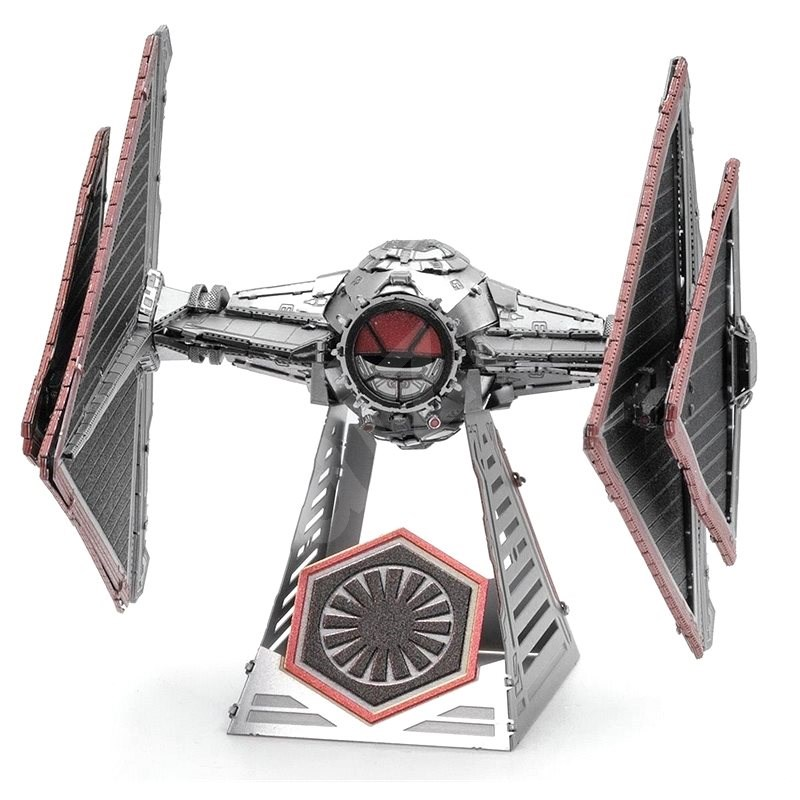 Metal Earth 3D puzzle Star Wars: Sith Tie Fighter - 3D Puzzle