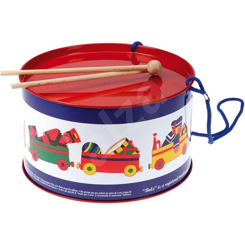 Lena Drum with Pictures - Musical Toy