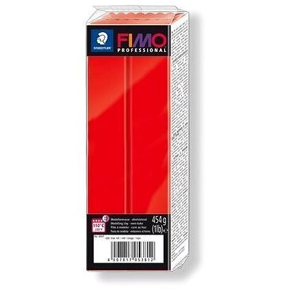 Fimo professional 8041 - Basic Red - Modelling Clay