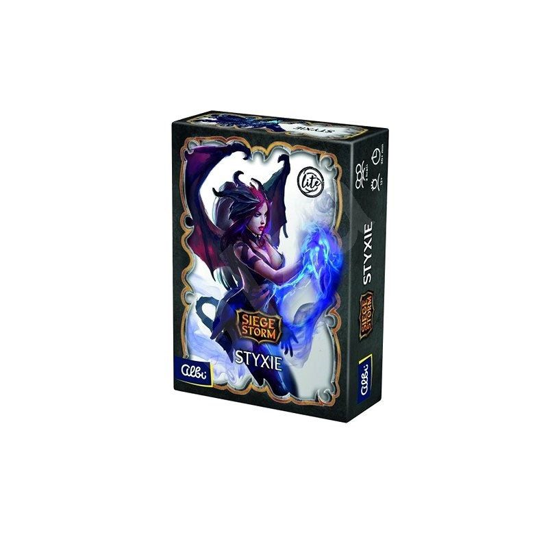 Siege Storm - Styxia - Card Game