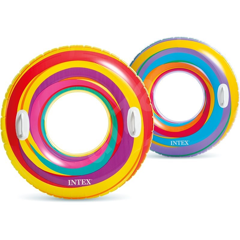 Intex inflatable ring with handles - Star - Ring