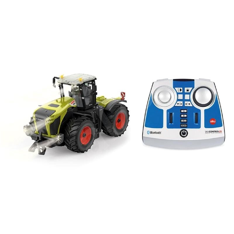 Siku Control - Bluetooth, Claas Xerion with remote control - RC Model