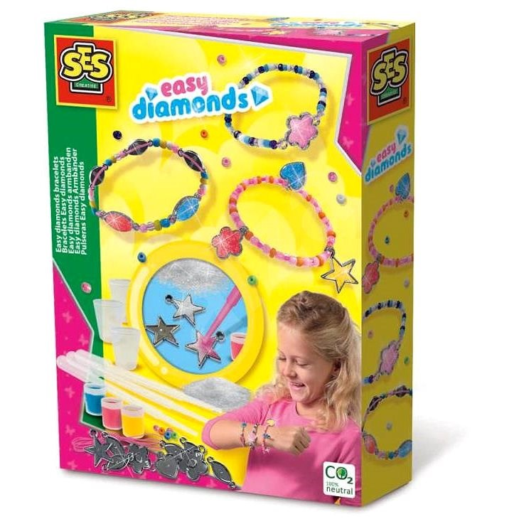 SES Manufacture of Diamond Frames - Jewellery Making Set