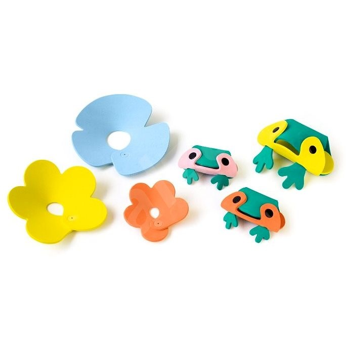 QUUTopia Frog Pond - Water Puzzle 3D - Water Toy