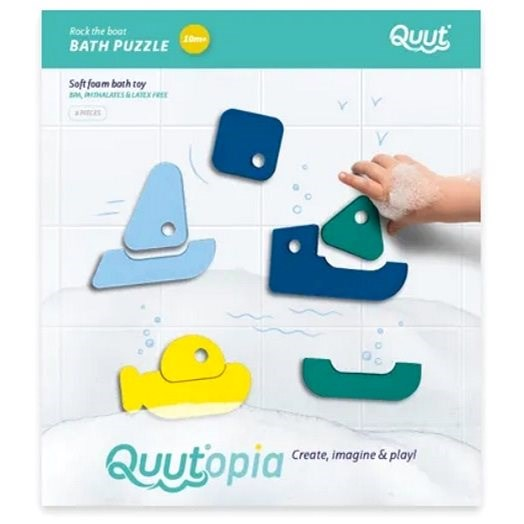 QUUTopia Ships - Water Puzzle 2D - Water Toy