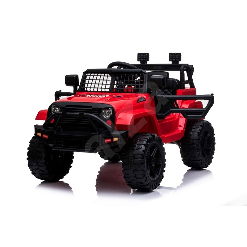 OFFROAD, red - Children's Electric Car