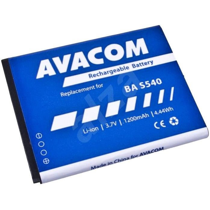 AVACOM for HTC Wildfire S Li-Ion 3.7V 1200mAh (replacement for BD29100) - Mobile Phone Battery