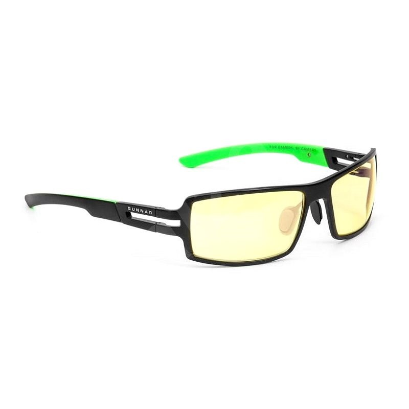 GUNNAR Gaming Collection RPG designed by Razer, Onyx/Yellow - Computer Glasses