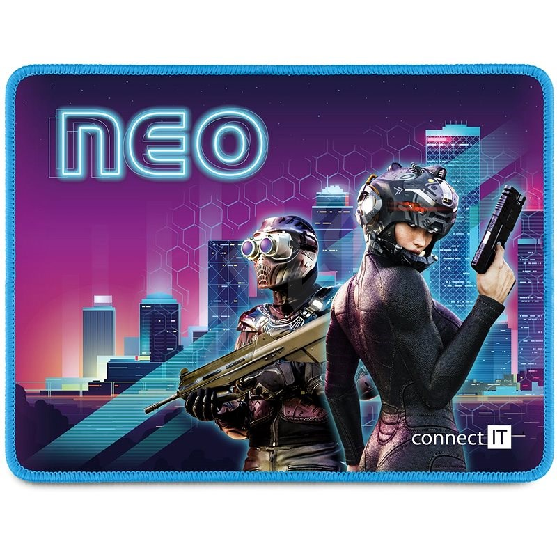 """CONNECT IT CMP-1170-SM """"NEO"""" Gaming Series Small - Mouse Pad"""
