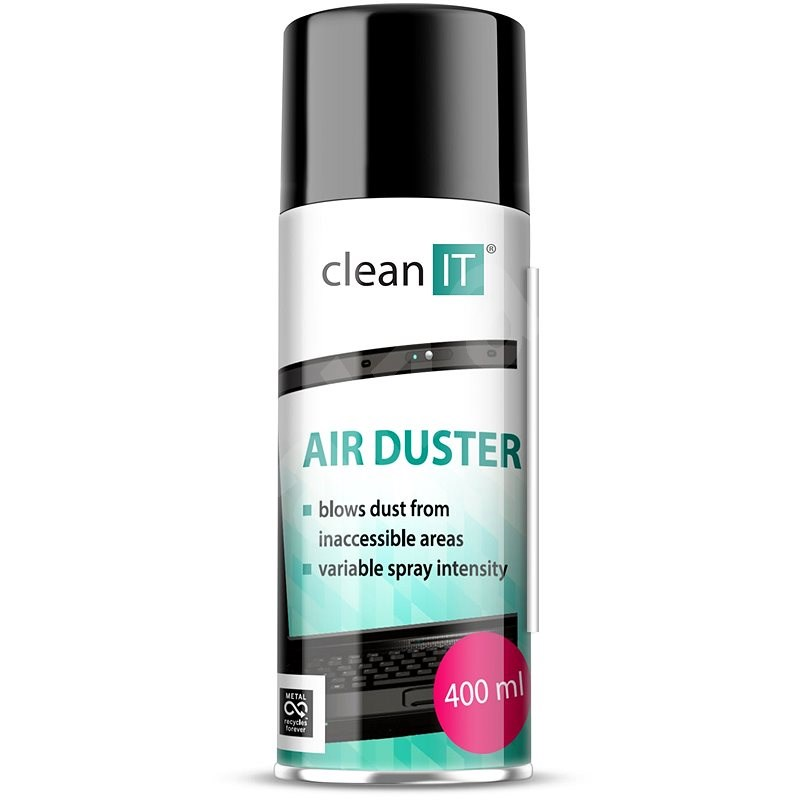 CLEAN IT Compressed Gas 400ml - Compressed Gas
