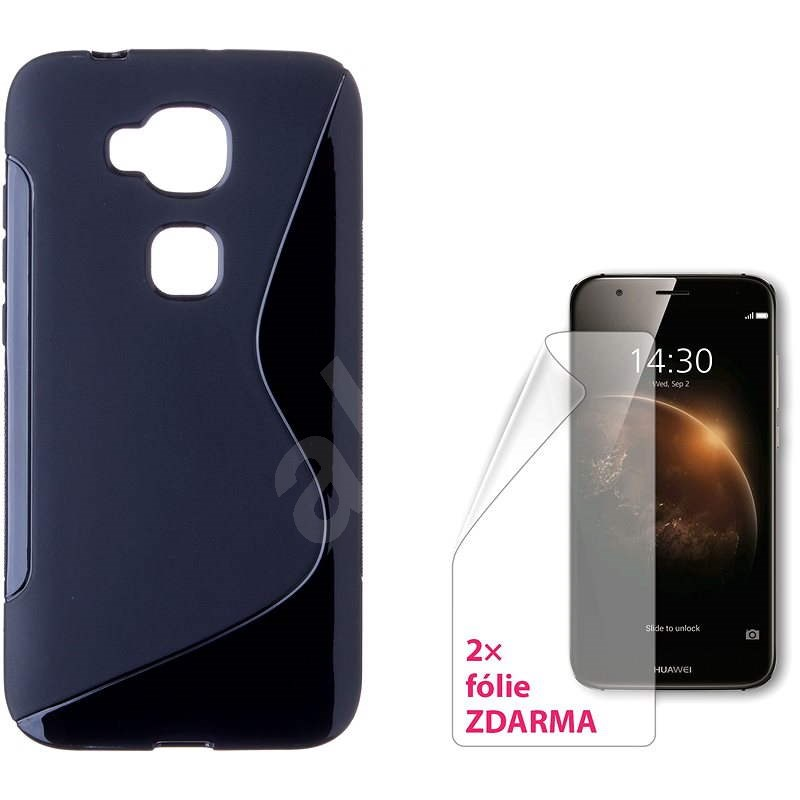 CONNECT IT S-Cover HUAWEI G8 black - Protective Case ...