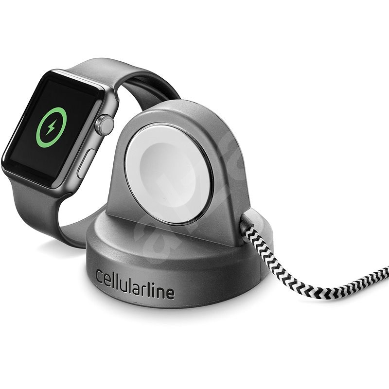 Cellularline Power Dock for Apple Watch - Charging Stand